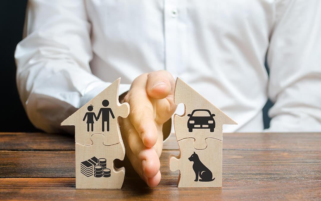 Möglichkeiten um bei einer Scheidung Steuern zu sparen